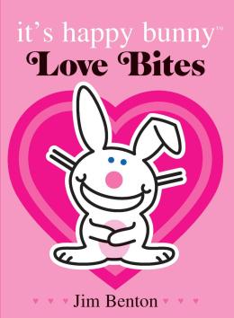 It's Happy Bunny: Love Bites