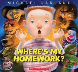 Where's My Homework?