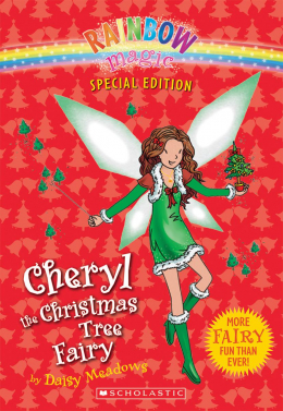 Rainbow Magic Special Edition: Cheryl the Christmas Tree Fairy