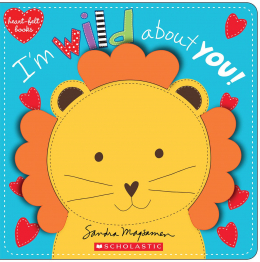 Heart-felt Books: I'm Wild About You!
