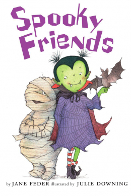 Scholastic Reader: Spooky Friends
