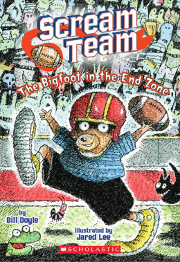 Scream Team #3: The Bigfoot in the End Zone