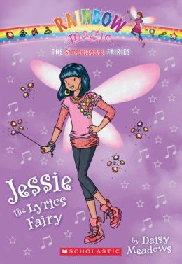 Rainbow Magic: The Superstar Fairies #1: Jessie the Lyrics Fairy