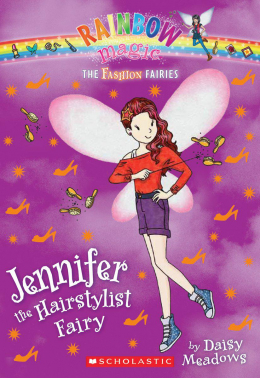 Rainbow Magic: The Fashion Fairies #5: Jennifer the Hairstylist Fairy