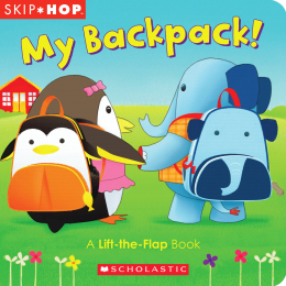 Skip*Hop: What's in My Backpack?