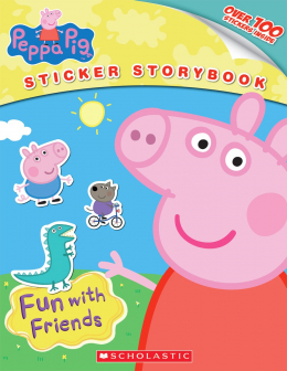 Peppa Pig: Fun With Friends