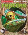 Scholastic Discover More: Reptiles (Confident Reader)