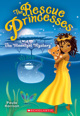 The Rescue Princesses #3: The Moonlight Mystery