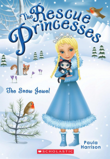 The Rescue Princesses #5: The Snow Jewel