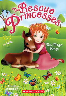 The Rescue Princesses #6: The Magic Rings