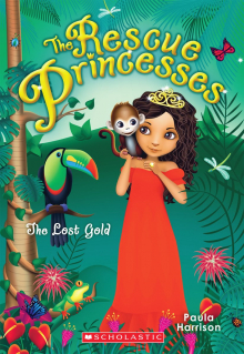 The Rescue Princesses #7: The Lost Gold