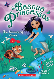 The Rescue Princesses #8: The Shimmering Stone