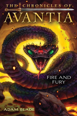 Chronicles of Avantia #4: Fire and Fury