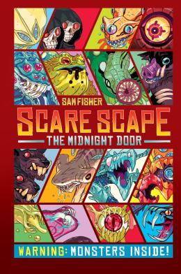 Scare Scape: The Midnight Door
