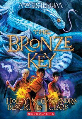 Magisterium Book 3: The Bronze Key