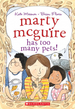Marty McGuire #3: Marty McGuire has Too Many Pets!