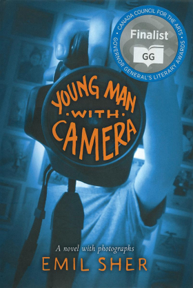 Young Man With Camera