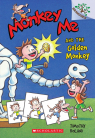 Monkey Me #1: Monkey Me and the Golden Monkey (A Branches Book)