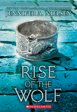 Mark of the Thief #2: Rise of the Wolf