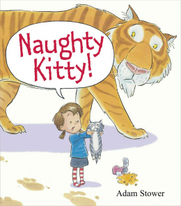 Naughty Kitty!