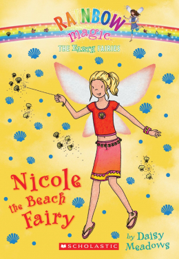 Rainbow Magic: The Earth Fairies #1: Nicole the Beach Fairy