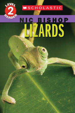 Scholastic Reader Level 2: Lizards