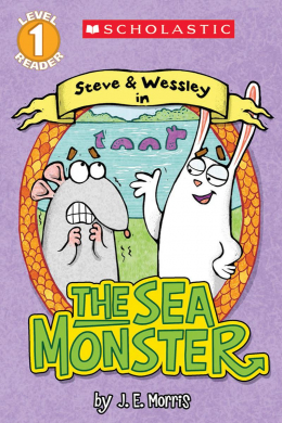 Scholastic Reader Level 1: The Sea Monster