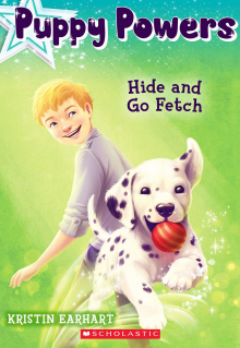 Puppy Powers #4: Hide and Go Fetch