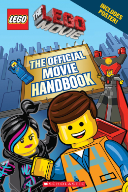 LEGO®: The LEGO Movie: The Official Movie Handbook