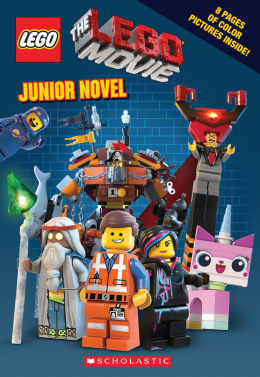 LEGO®: The LEGO Movie: Junior Novel