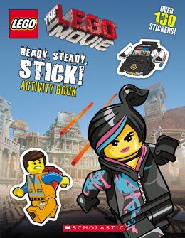 LEGO®: The LEGO Movie: Ready, Steady, Stick! Activity Book