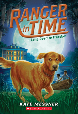 Ranger in Time #3: Long Road to Freedom