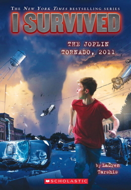 I Survived #12: I Survived the Joplin Tornado, 2011