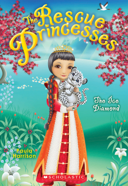 The Rescue Princesses #10: The Ice Diamond