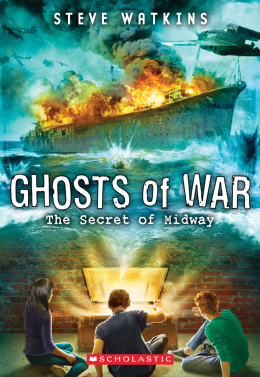 Ghosts of War #1: The Secret of Midway
