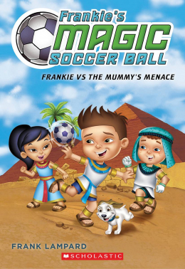 Frankie's Magic Soccer Ball #3: Frankie vs. the Cowboy's Crew