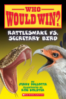 Rattlesnake vs. Secretary Bird (Who Would Win?)