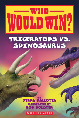 Triceratops vs. Spinosaurus (Who Would Win?)