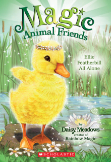 Magic Animal Friends #3: Ellie Featherbill All Alone