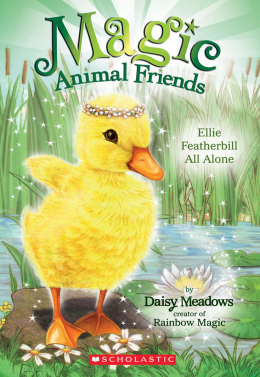 Magic Animal Friends #3: Ellie Featherbill All Alone