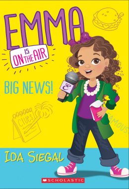 Emma Is on the Air #1: Big News!
