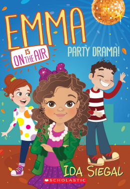 Emma Is On the Air: Party Drama!