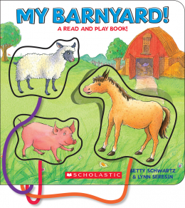 My Barnyard!: A Read and Play Book!