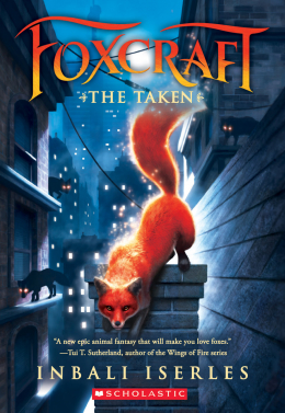 Foxcraft #1: The Taken
