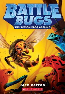 Battle Bugs #3: The Poison Frog Assault