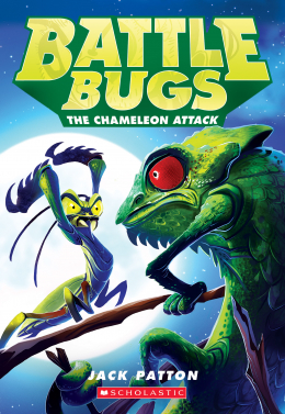 Battle Bugs #4: The Chameleon Attack