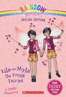 Rainbow Magic Special Edition: Lila and Myla the Twins Fairies