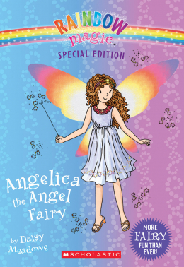 Rainbow Magic: Special Edition Angelica the Angel Fairy