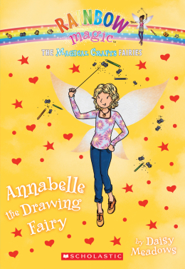 Rainbow Magic: The Magical Crafts Fairies #2: Annabelle the Drawing Fairy
