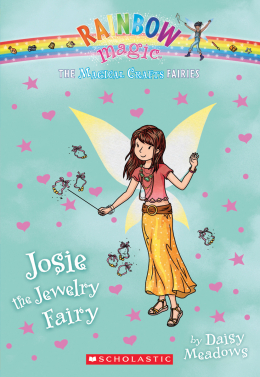 Rainbow Magic: The Magical Crafts Fairies #4: Josie the Jewelry Fairy